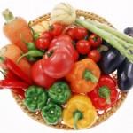 Healthy vegetables